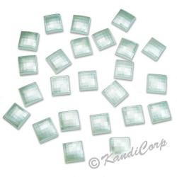 10mm Millefacet Square Mother of Pearl FlatBack