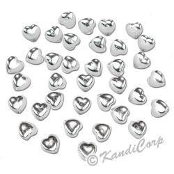 10mm Heart  Crystal FlatBack