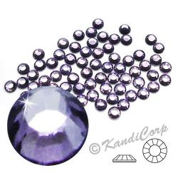 3mm 10ss Tanzanite CraftSafe HotFix Crystals