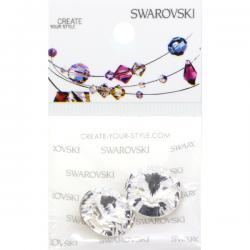 Swarovski Retail Ready Package 1122 14mm Crystal - 2 pcs