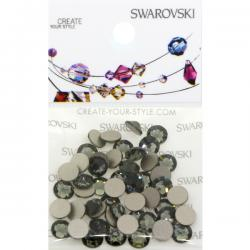 Swarovski Retail Ready Package 2088 SS20 Black Diamond - 50 pcs