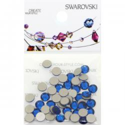 Swarovski Retail Ready Package 2088 SS20 Capri Blue - 50 pcs