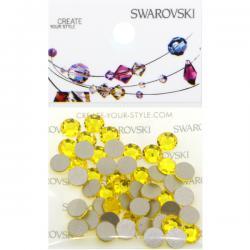 Swarovski Retail Ready Package 2088 SS20 Citrine - 50 pcs