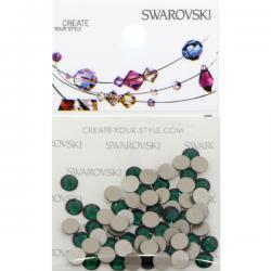 Swarovski Retail Ready Package 2088 SS16 Emerald - 65 pcs