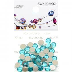 Swarovski Retail Ready Package 2088 SS20 Light Turquoise - 50 pcs