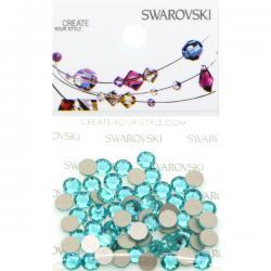 Swarovski Retail Ready Package 2088 SS16 Light Turquoise - 65 pcs