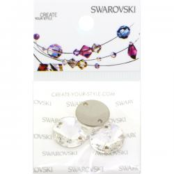 Swarovski Retail Ready Package 3200 12mm Crystal - 3 pcs