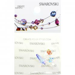 Swarovski Retail Ready Package 6000 11x5.5mm Crystal AB - 3 pcs