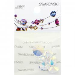 Swarovski Retail Ready Package 6228 10.3x10mm Crystal AB - 3 pcs