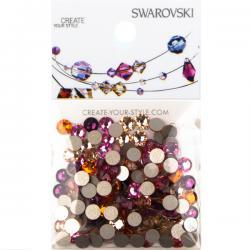 Swarovski 2078 SS16 Hotfix Mix - Floral Blooms (144 pcs)