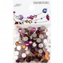 Swarovski 2088 SS20 Flat Back Mix - Floral Blooms (144 pcs)