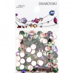 Swarovski 2078 SS20 Hotfix Mix - Boreale Forest (144 pcs)