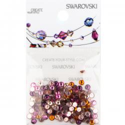 Swarovski 2038 SS10 Hotfix Mix - Floral Blooms (144 pcs)