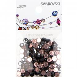Swarovski 2078 SS16 Hotfix Mix - Reflections of the Night (144 pcs)