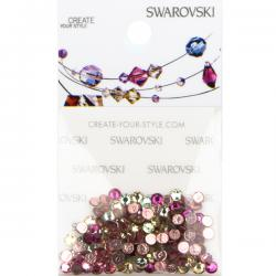 Swarovski 2038 SS10 Hotfix Mix - Springtime Breeze (144 pcs)