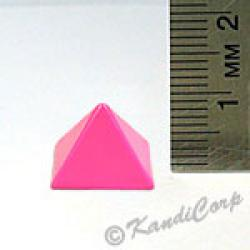 13x9mm Pyramid Screwback Spike - Bubbblegum (Candy-Colored)